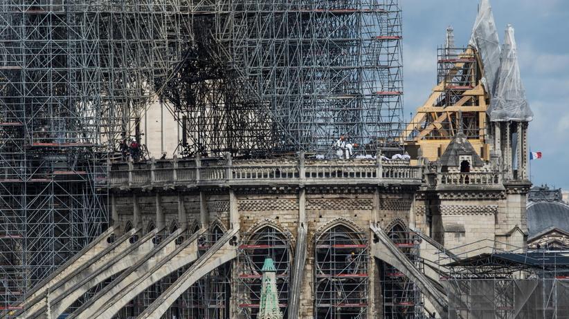 Tragedia z Notre Dame może się powtórzyć? Szokujące dane