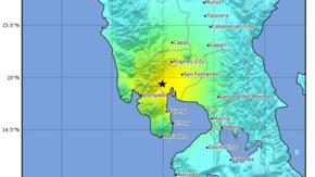 Trzęsienie ziemi na Filipinach. Na nagraniach widać kołyszące się wieżowce
