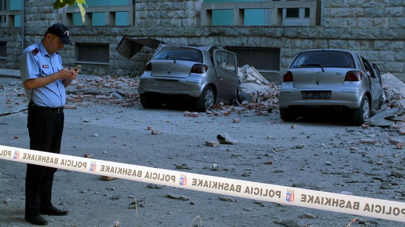 Trzęsienie ziemi