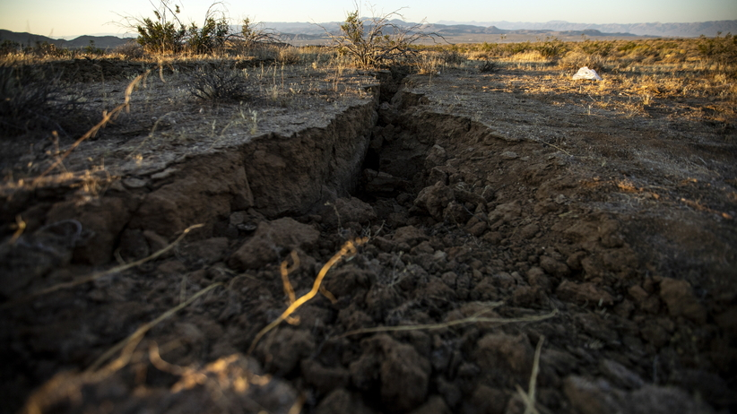 USA: Najsilniejsze trzęsienie ziemi od 20 lat. Z basenów wylewała się woda