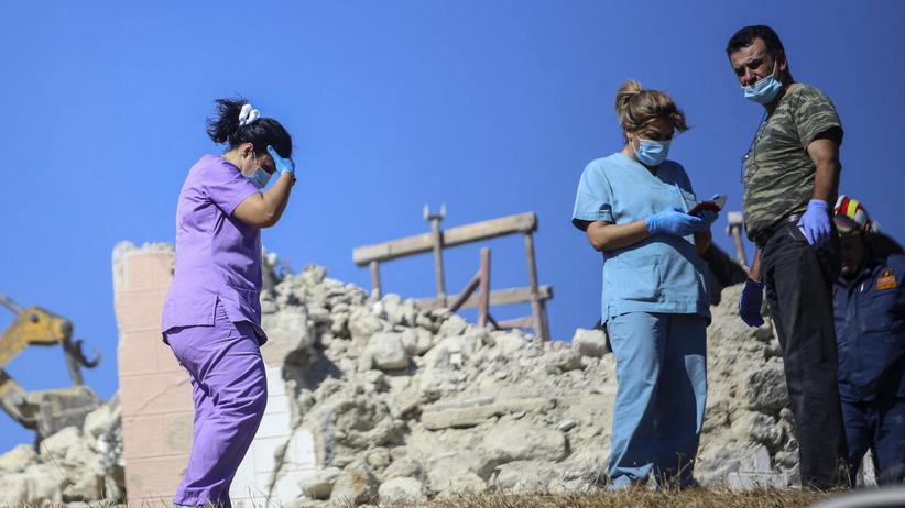 Trzęsienie ziemi na wschód od Krety
