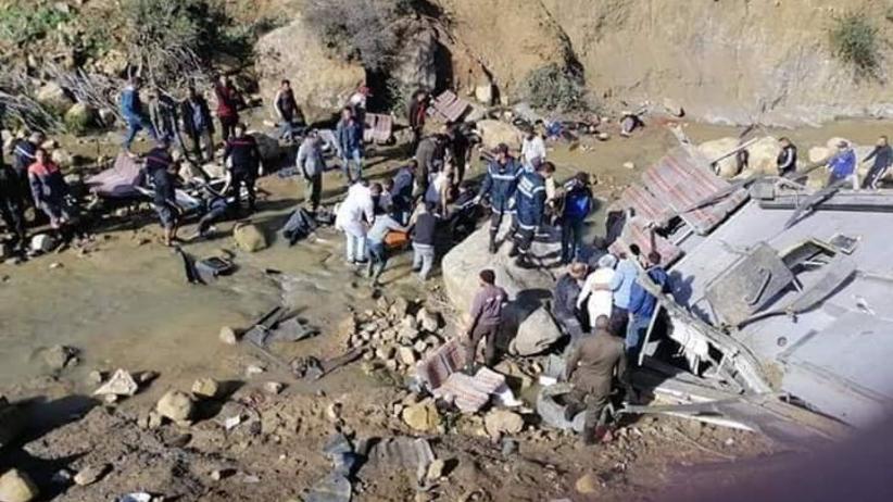 wypadek w Tunezji