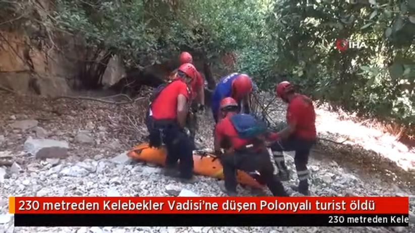 Turcja. Nie żyje 48-letni Polak, który spadł z klifu