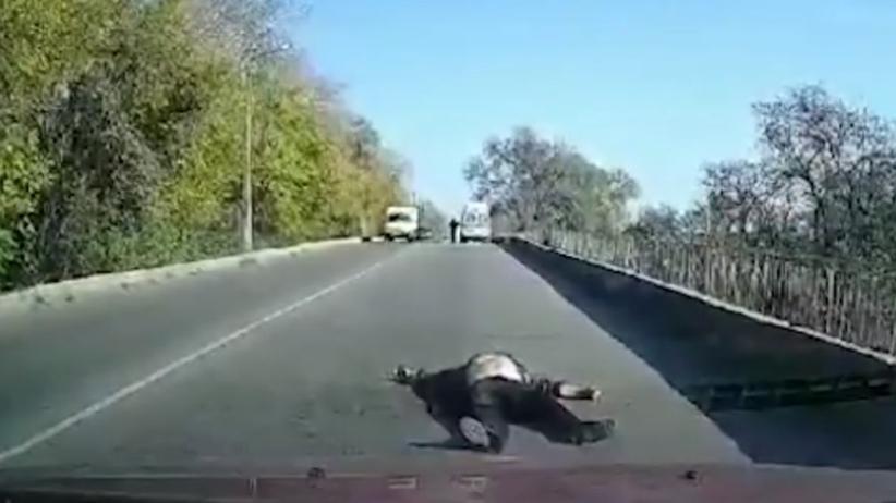 Wypadek w karetce