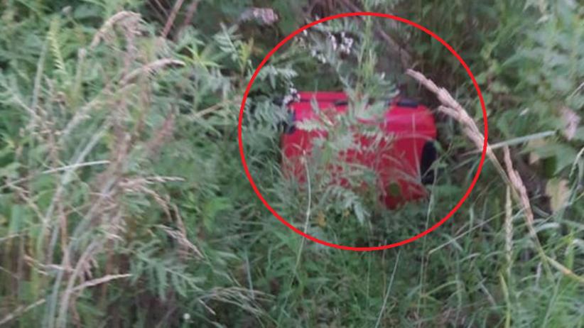 Ukraina: Ciało trzylatka w walizce. Miało liczne ślady pobicia