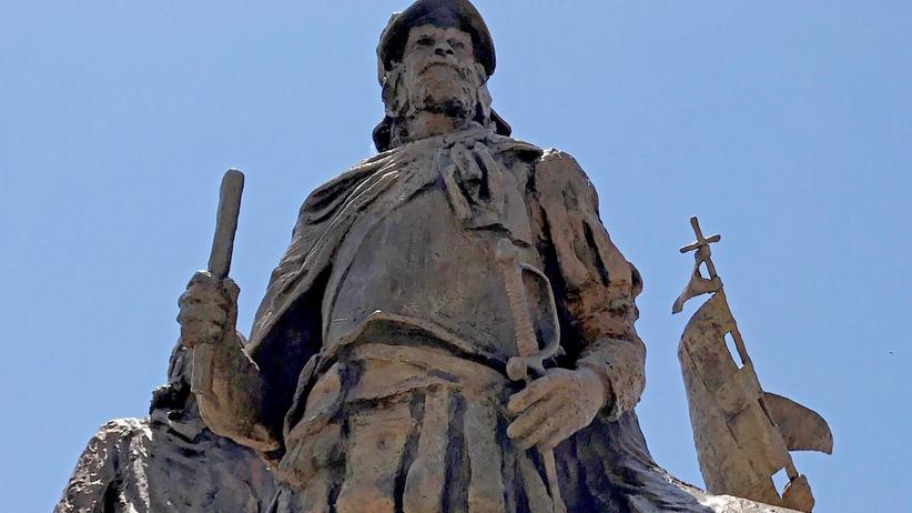 pomnik Juana de Onate