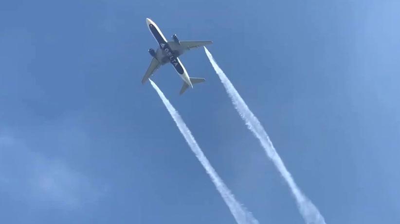 USA. Awaryjny zrzut paliwa z samolotu na plac zabaw. 26 osób rannych, w tym dzieci