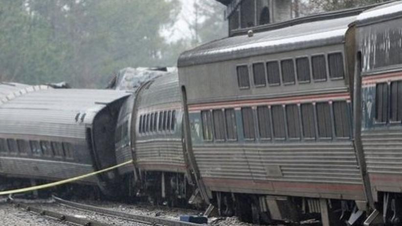 katastrofa kolejowa