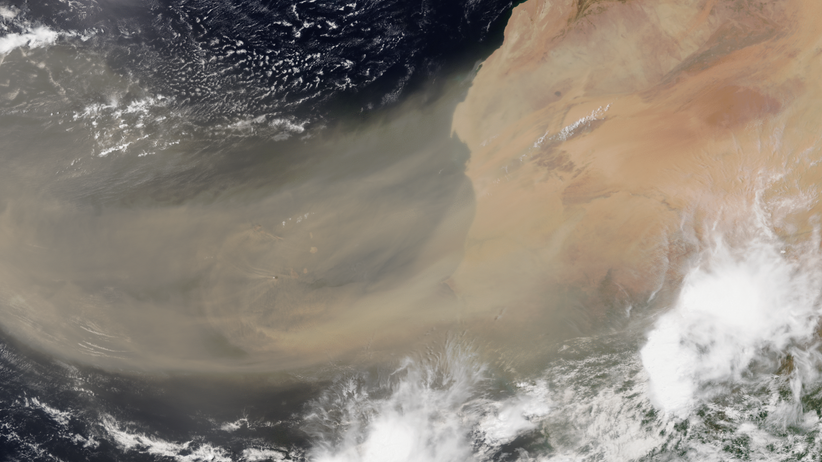 saharyjski pył