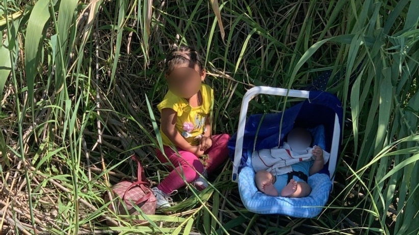 porzucone dzieci na granicy