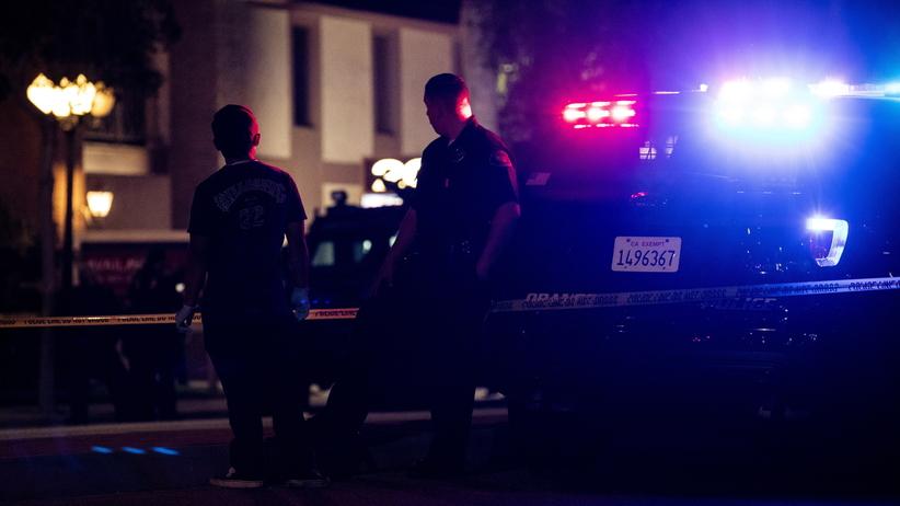 Strzelanina w Orange w Kalifornii