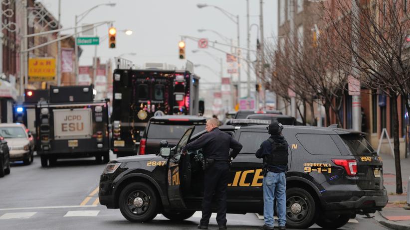 Strzelanina w Jersey City