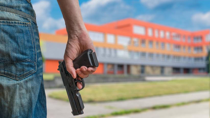 Strzelanina w szkole. Co najmniej siedem osób rannych
