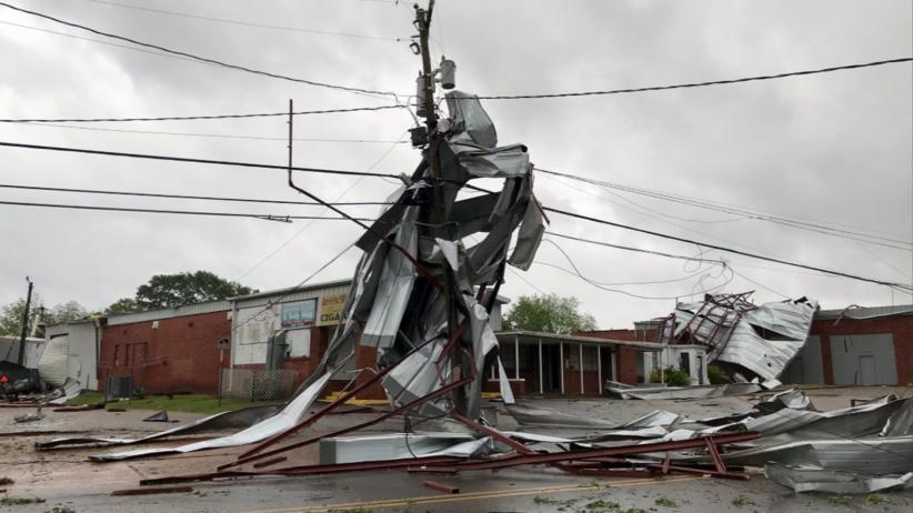 Seria potężnych tornad w USA. Ponad 80 milionów osób zagrożonych żywiołem