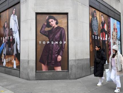 W. Brytania: Pandemia przyczyną bankructwa potentata branży odzieżowej