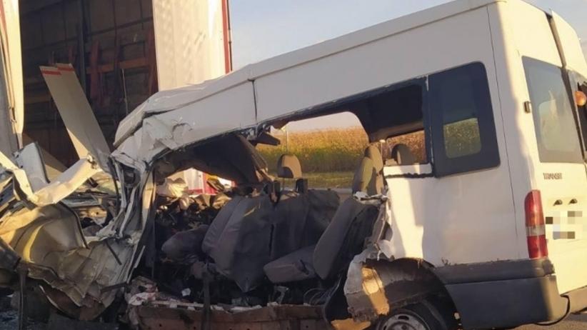 Pięć ofiar wypadku na Węgrzech
