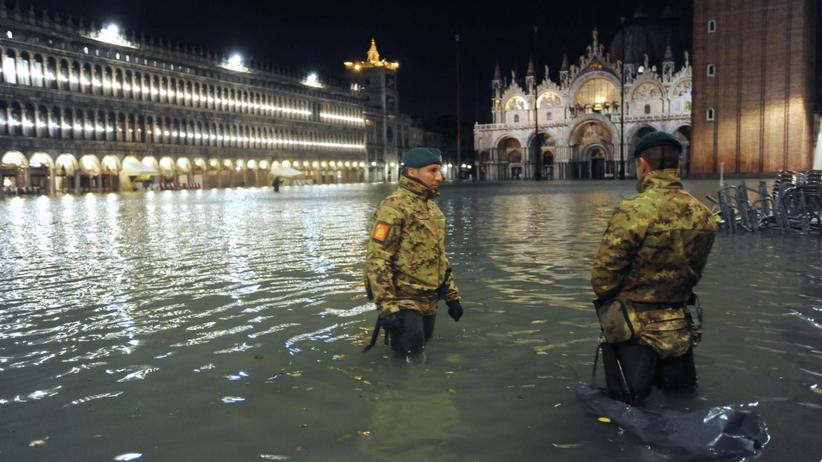 Krytyczna sytuacja w Wenecji. Katastrofa w historycznym centrum miasta