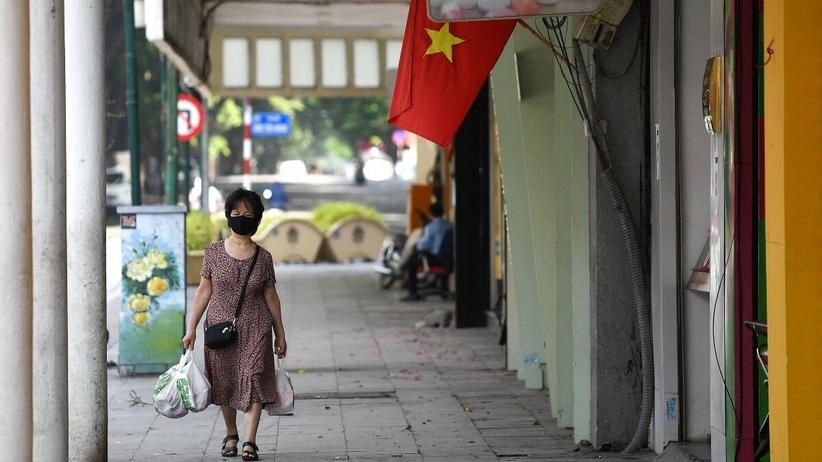 Lockdown w Wietnamie