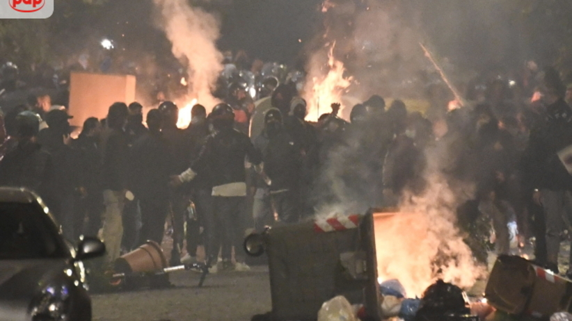 Protesty uliczne