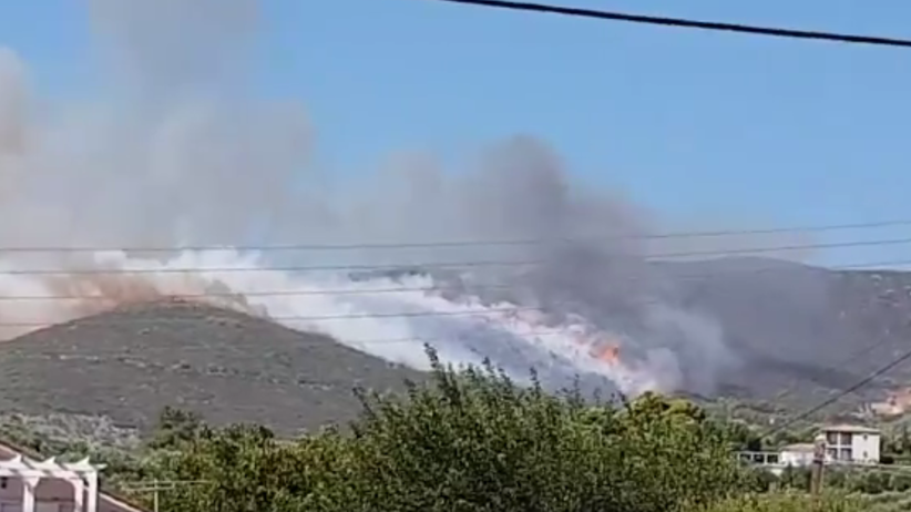 Gigantyczne pożary lasów na wyspie. Ewkauowano turystów i mieszkańców wsi