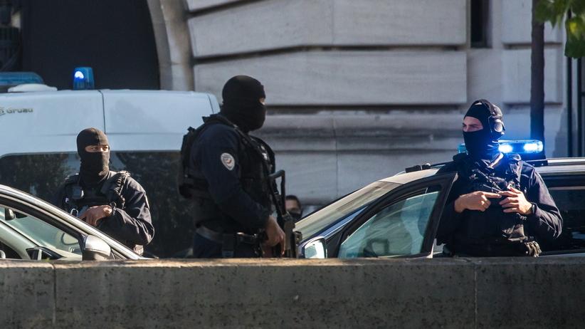 Proces zamachowców z Paryża