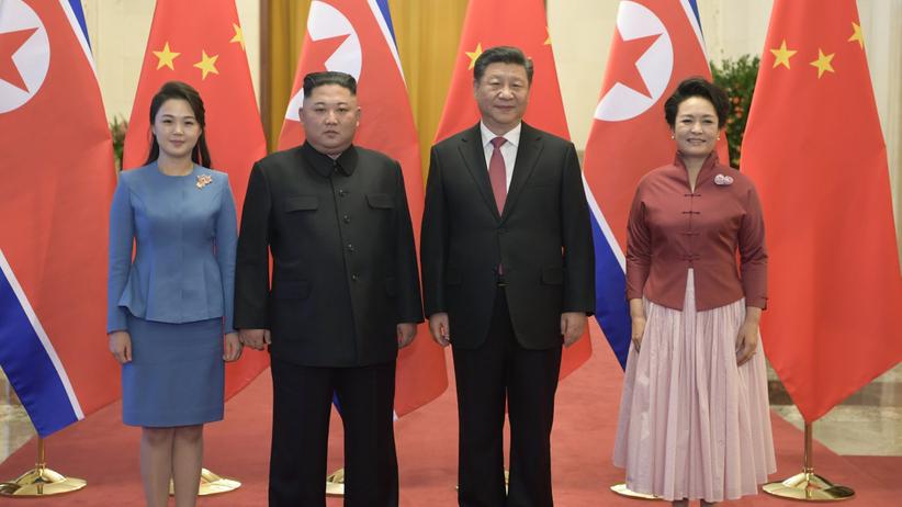Tajemnicze zniknięcie żony Kim Dzong Una. Nie widziano jej od 4 miesięcy